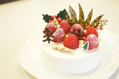 クリスマスケーキ イチゴショート